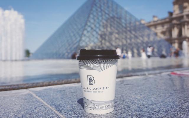 B - Tea & Coffee - Trương Quốc Dung