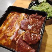 Thịt ướp hợp khẩu vị