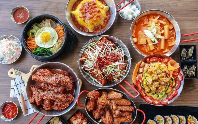 Uncle Chicken - Nhà Hàng Gà Rán Hàn Quốc