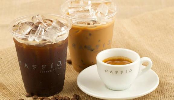 Passio Coffee - 62 Võ Thị Sáu
