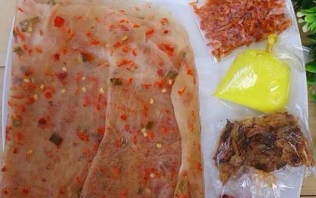 Bánh Tráng Bơ Ruốc Tôm - Shop Online