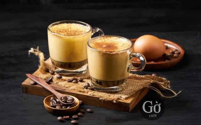 Gờ Cafe - Nguyễn Thượng Hiền