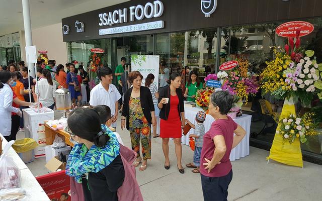 3Sach Food - Tôn Dật Tiên