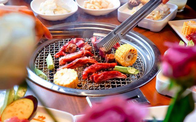 Hai Con Bò BBQ - Buffet Nướng & Lẩu