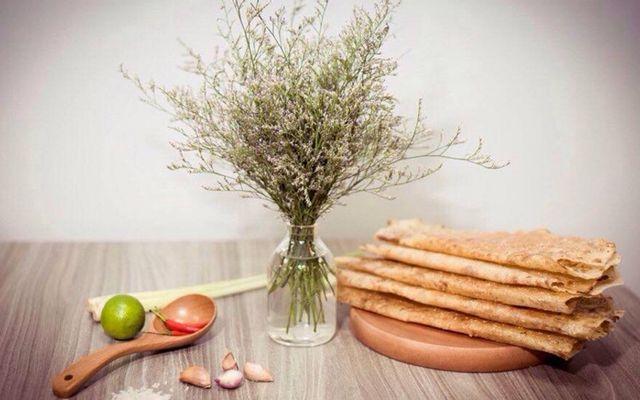 Đồ Ăn Vặt - Bánh Tráng Mắm Ruốc Đà Lạt - Shop Online