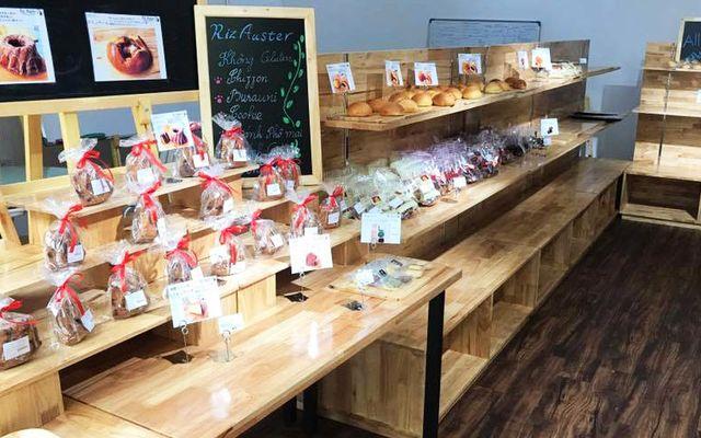 Riz Auster - Tiệm Bánh Nhật Bản