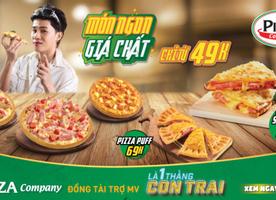 The Pizza Company - Vincom Plaza Huế