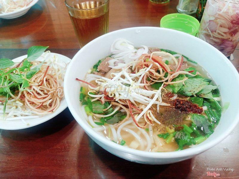 Bún bò huế Trịnh - 35k