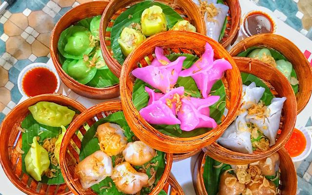 Dimsum Bà Thím - Phan Châu Trinh