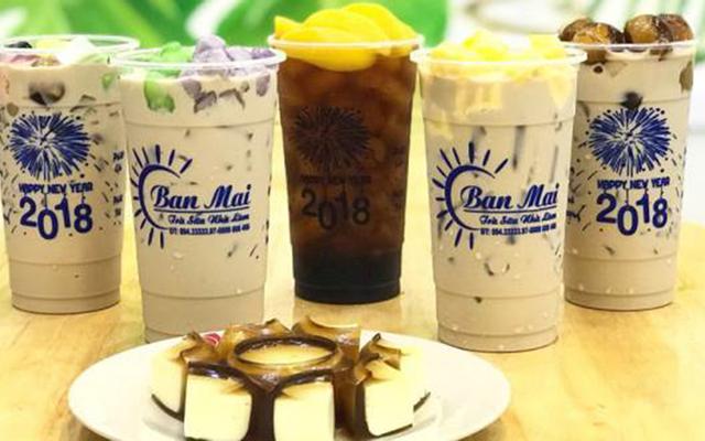 Trà Sữa Binbon - Hồng Lạc