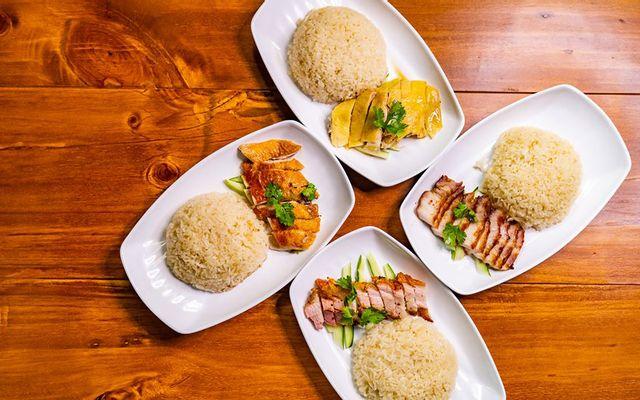 Cơm Gà Singapore 99 - Chicken Rice - Trần Huy Liệu
