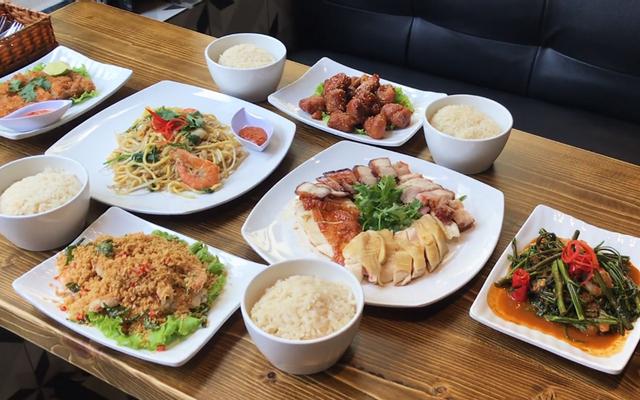 Cơm Gà Singapore 99 - Chicken Rice - Võ Văn Tần