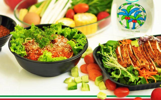 Nesta - Real Healthy - Salad & Mì Ý (nghỉ luôn)