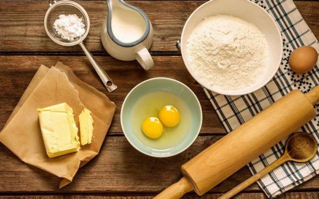 Nguyên Liệu Bánh - Nguyễn Văn Lượng
