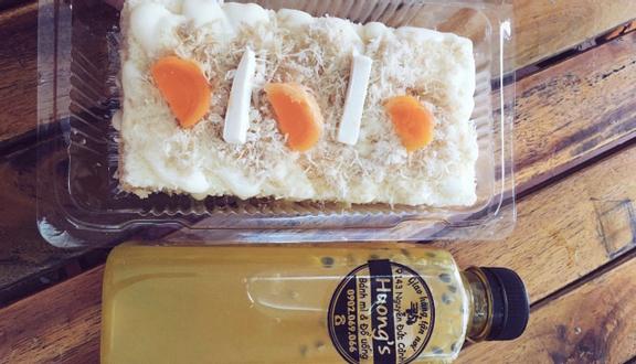 Huong's Bakery - Bông Lan Trứng Muối & Nước Ép Hoa Quả