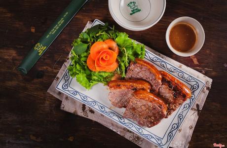 Bò Tơ Quán Mộc - Nguyễn Phong Sắc