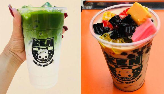 Ken Milk Tea