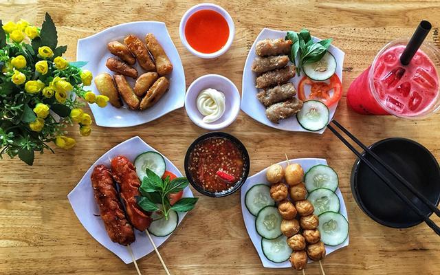 Sunflower - Trà Sữa & Ăn Vặt - Nguyễn Khoa Văn