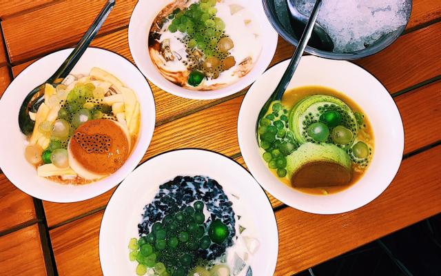 Ngọc Thạch Quán - Sữa Chua & Caramen - Nguyễn Văn Cừ