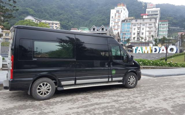 Xe Limousine Hà Nội – Tam Đảo