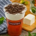 Hồng trà Royal kem cheese