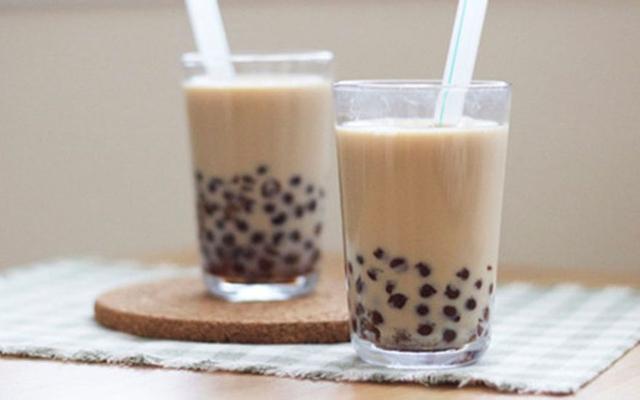 Sữa Tươi Trân Châu Đường Đen - Vạn Kiếp