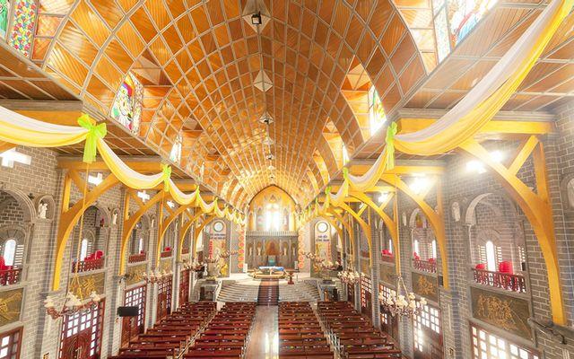 Nhà Thờ Giáo Xứ Đông Vinh