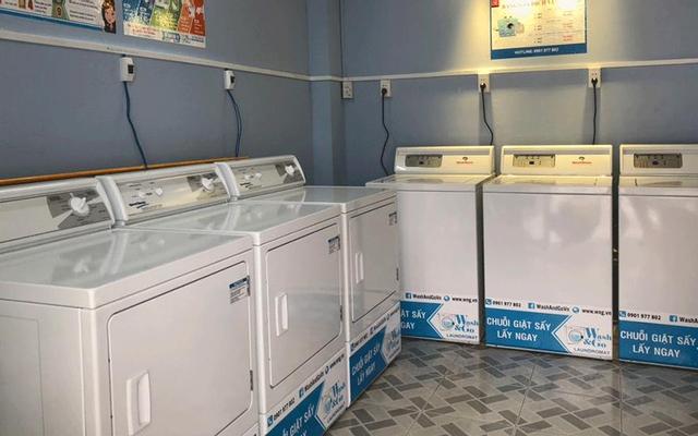 Wash & Go - Giặt Sấy Lấy Ngay - Thành Thái