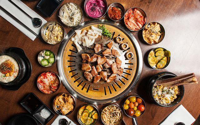 Nhà Hàng Hàn Quốc BBQ - Coming Soon