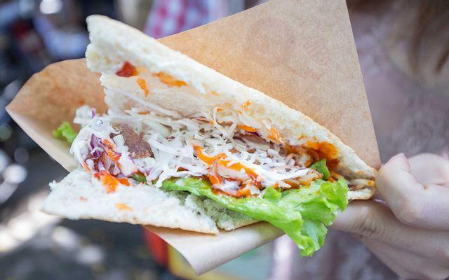 Kebab Torki - Ông Ích Khiêm