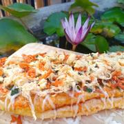 Bánh mì nướng sốt HongKong