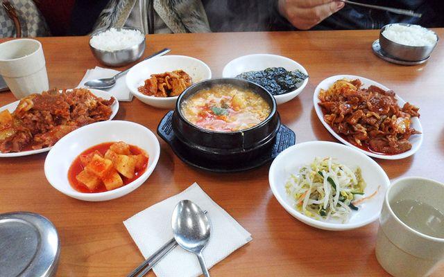 Jukstory - Ẩm thực Hàn Quốc