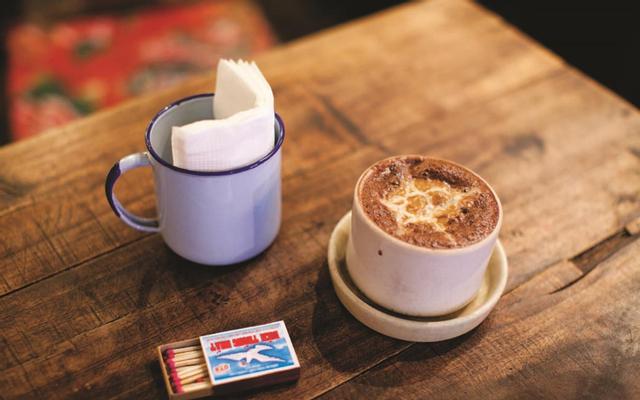 Dae Gual Cafe - Tiệm Bánh Cung Đình