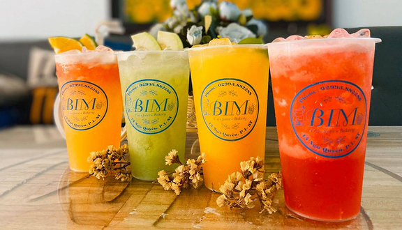 Bim - Tea, Juice & Bakery