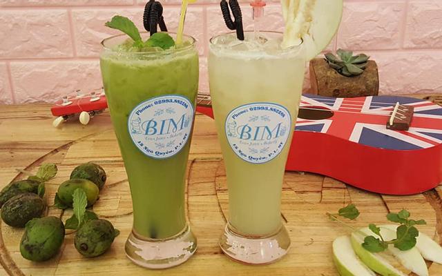 Bim - Tea, Juice & Bakery