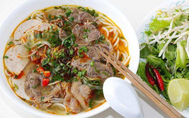 Bún Bò Thanh Tâm