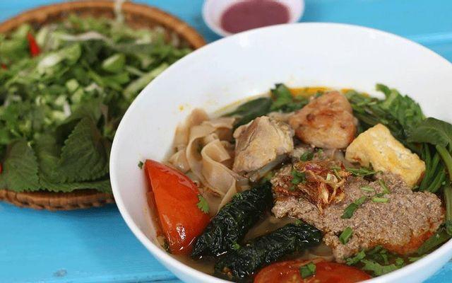 Bia Hơi Hà Nội & Bánh Đa Cua Hải Phòng