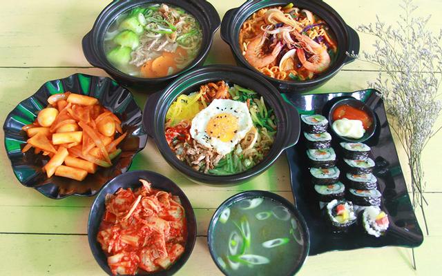Gim - Quán Ăn Hàn Quốc