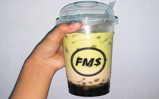 FM's Store - Sữa Tươi Trân Châu Đường Đen - Ba Cu
