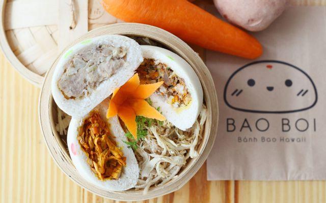 Bao Boi - Bánh Bao Hawaii - Lê Bình