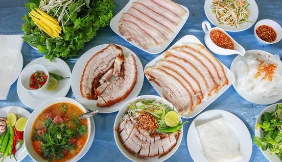 Donald Trung - Bánh Tráng Cuốn Thịt Heo & Bánh Ướt