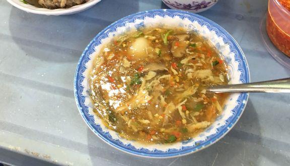 Soup Cua & Bánh Flan