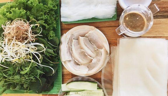 Bánh Tráng Thịt Heo Đại Lộc - 82 Trưng Nữ Vương