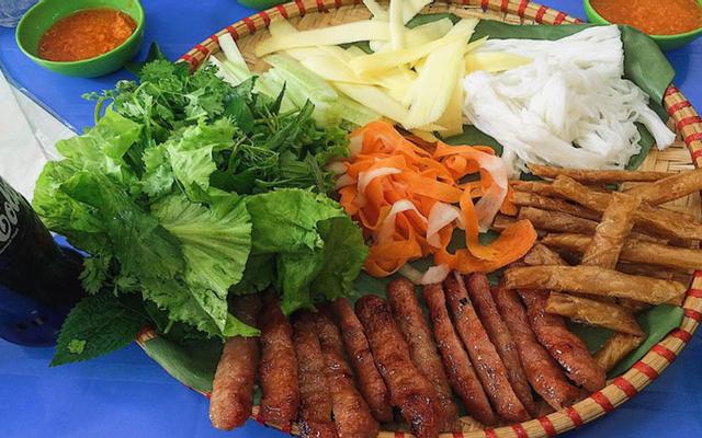 Nem Nướng Nha Trang - Nguyễn Văn Cừ