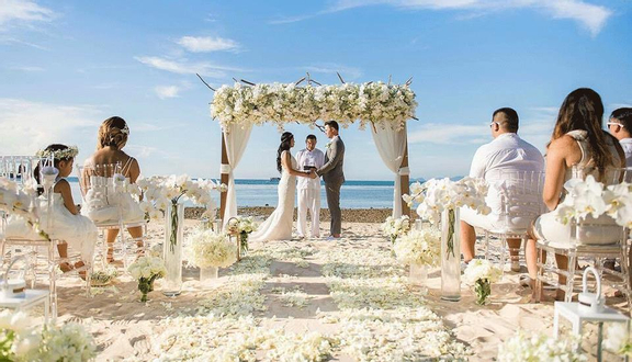 Beach Wedding - InterContinental Phu Quoc