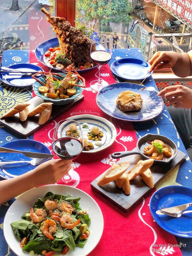 bữa ăn tại Amun