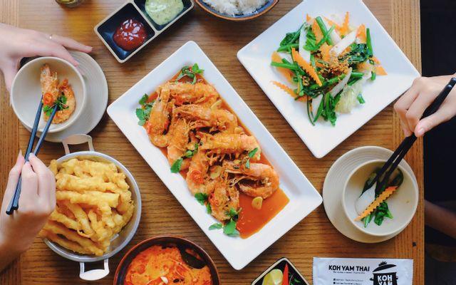Koh Yam - Thai Kitchen & Dessert - Thái Hà