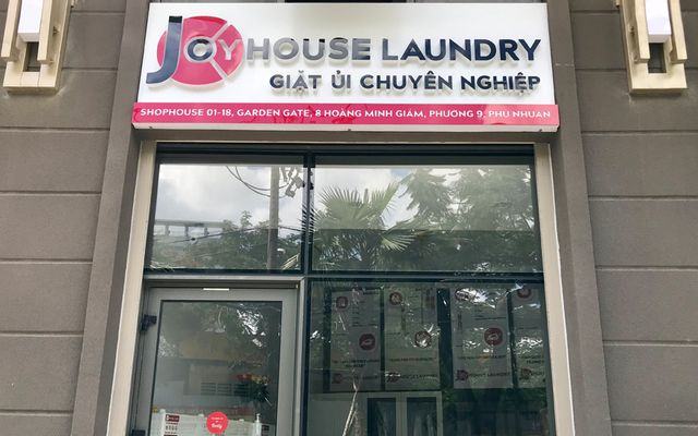 Joy House Laundry