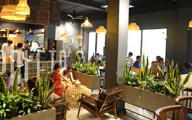 Paleta Cafe - Nguyễn Khánh Toàn