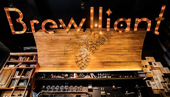 Brewlliant Craft Beer & Gastropub